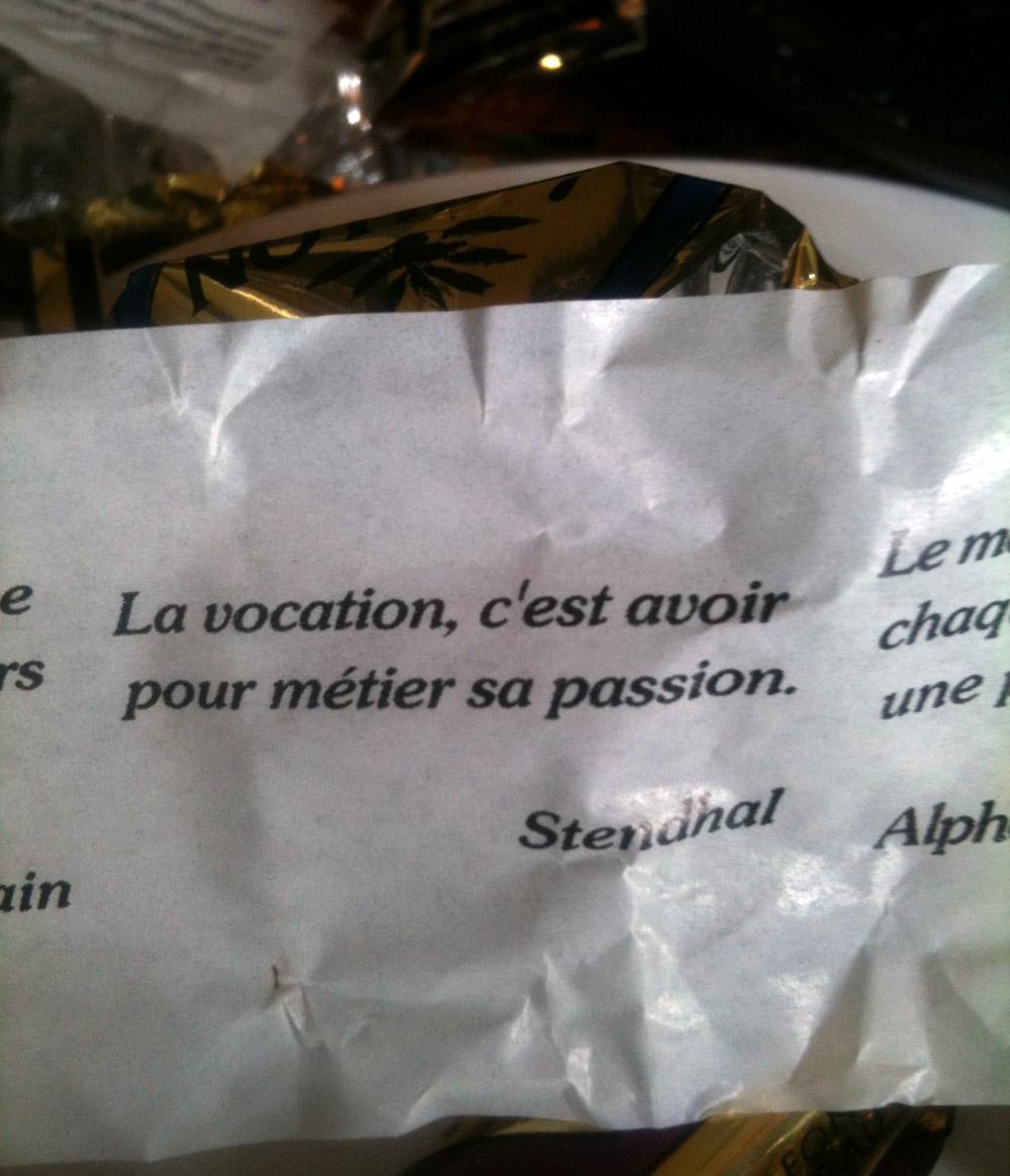 la_vocation