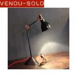 Lampe Gras modèle 205...