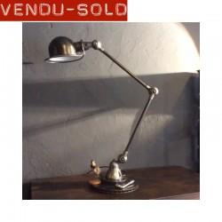 Lampe d'atelier Jieldé 2 bras